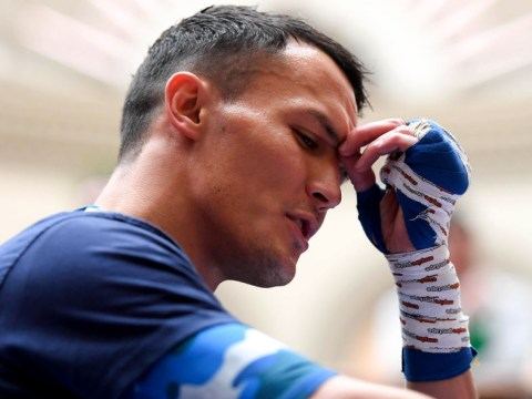 IBF champion Josh Warrington left baffled by Kid Galahad's second shot at mandatory position
