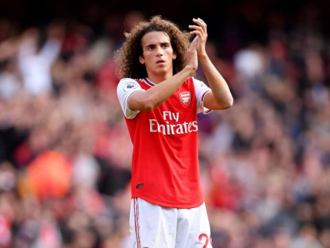 Alexandre Lacazette tips Matteo Guendouzi to become world-class after sparkling Arsenal form