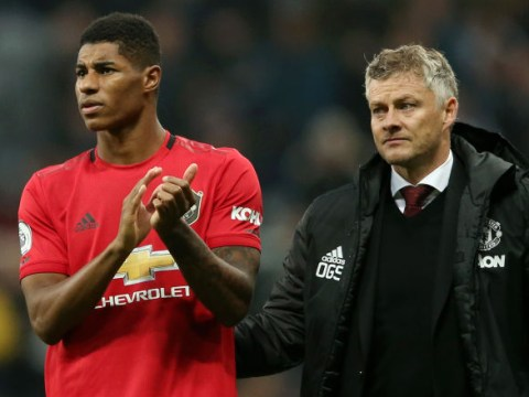 Marcus Rashford sends message to Manchester United fans after disappointing defeat to Newcastle