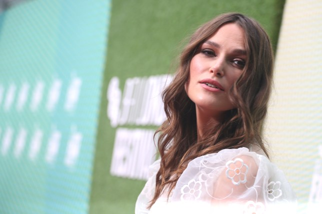 Keira Knightley finally reveals daughter's name weeks after giving birth