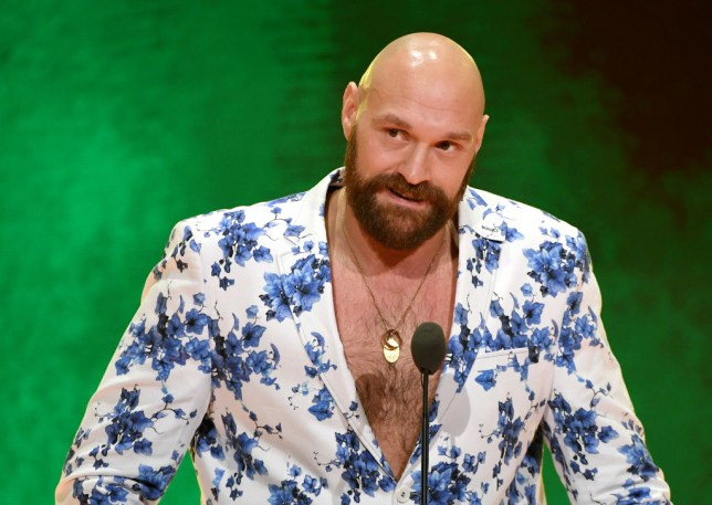 Eddie Hearn mocks 'embarrassing' Tyson Fury over WWE fight in Saudi Arabia
