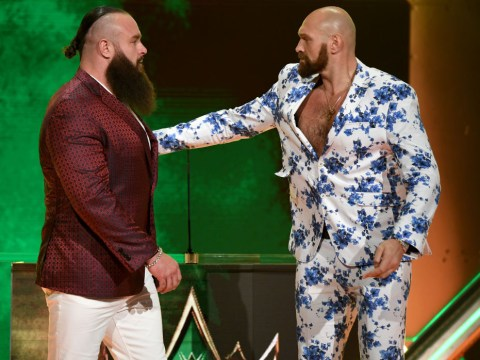 Tyson Fury to bank £11.9m from WWE debut match against Braun Strowman