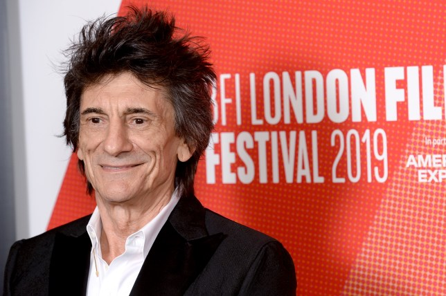 Ronnie Wood admits he's shocked to still be alive after decades of living rock and roll lifestyle