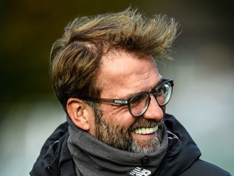 Jurgen Klopp names the Liverpool youngsters with the 'perfect amount of hunger' ahead of Arsenal clash