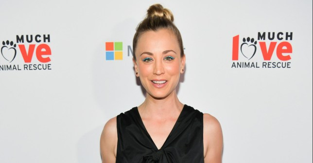 Kaley Cuoco sends late present to The Big Bang Theory cast but it's worth the wait