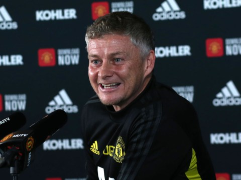 Ole Gunnar Solskjaer plays down comparisons with Jurgen Klopp's managerial start at Liverpool