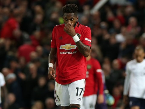 Manchester United ace Fred rates his performance against Liverpool and thanks Michael Carrick for advice