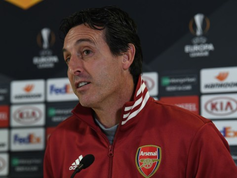 Unai Emery takes swipe at Arsene Wenger and defends his Arsenal record
