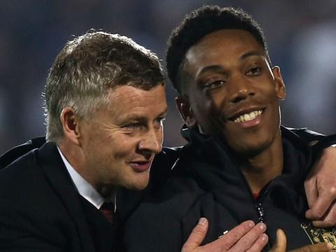 Ole Gunnar Solskjaer backs fit-again Anthony Martial to solve Manchester United's goalscoring problems