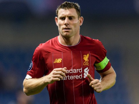 James Milner rates Liverpool's title chances and names Wilfried Zaha as his toughest ever opponent