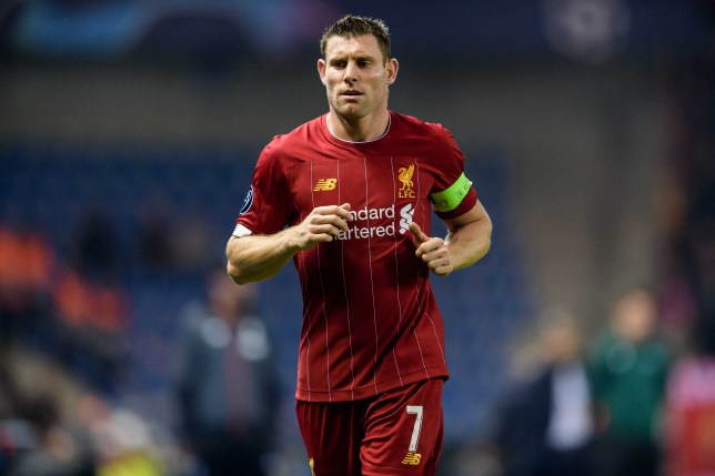 Liverpool ace James Milner is aiming to win a third Premier League title this season