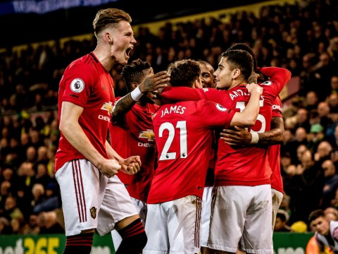 Scott McTominay makes Premier League history in Manchester United's win against Norwich