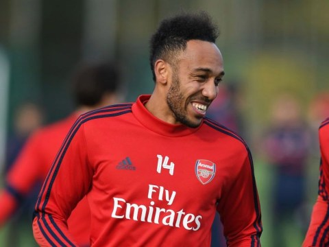 Pierre-Emerick Aubameyang sends message of unity amid Granit Xhaka controversy
