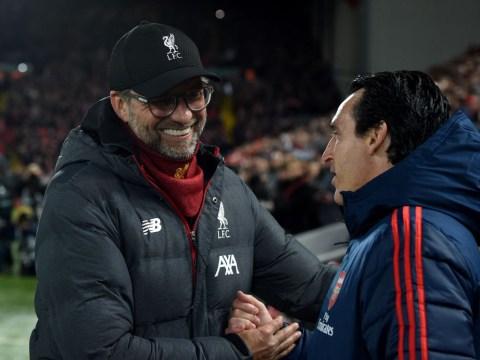 What Jurgen Klopp told Liverpool stars before dramatic Arsenal win