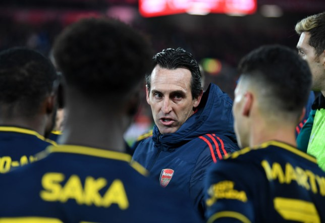 Unai Emery has been told the four Arsenal players who must start against Wolves