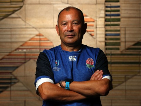 Eddie Jones names unchanged England side for Rugby World Cup final against South Africa