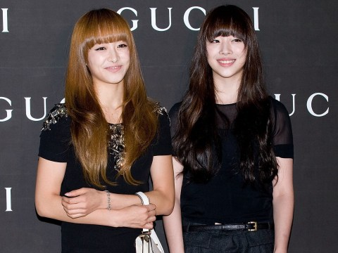 'I won't forget you': f(x) star Victoria says goodbye to former bandmate Sulli after her death aged 25