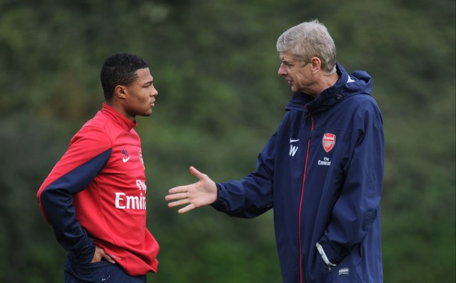 Arsene Wenger reveals the real reason Arsenal sold Serge Gnabry