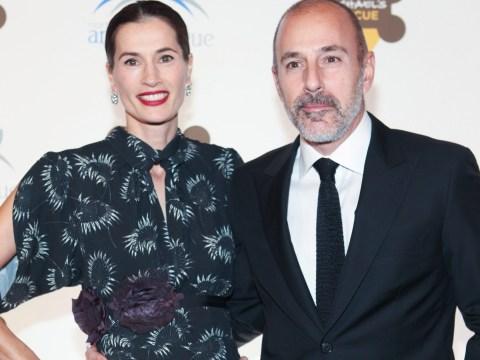 Matt Lauer's ex-wife breaks silence over claims he raped NBC colleague