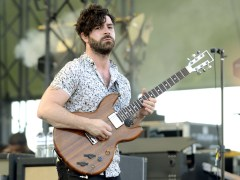 Foals frontman says new album has a focus on 'technology anxiety and living sustainably'