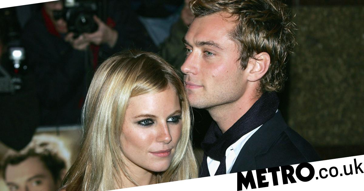 Sienna Miller relationship with Jude Law was bad timing for her career - Metro.co.uk