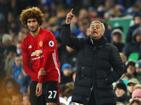 Manchester United made a mistake by sacking Jose Mourinho, says Marouane Fellaini