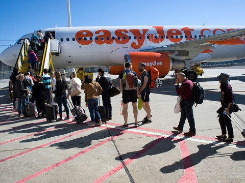 Easyjet trialling new way of boarding the plane that could make it much faster