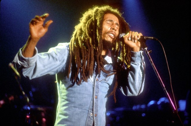 Bob Marley honoured with heritage plaque outside London home 38 years after death