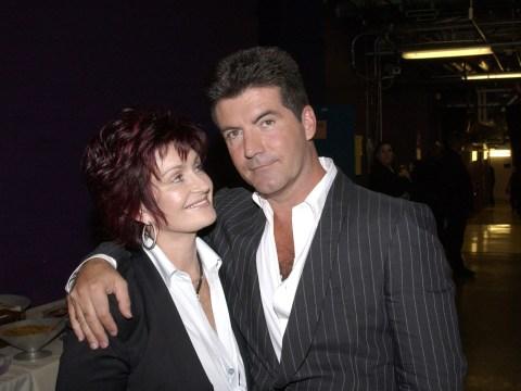 Simon Cowell happy to work with Sharon Osborne again despite all their drama