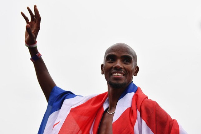 Sir Mo Farah has spoken out after his former coach Alberto Salazar was banned for four years
