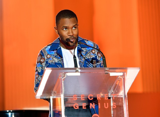 Frank Ocean defends naming club night after HIV-prevention pill PrEP