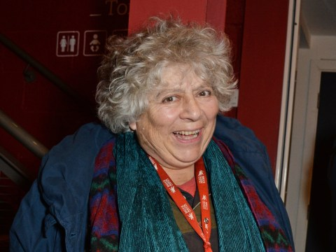 What is Miriam Margolyes famous for and what new shows is she in?