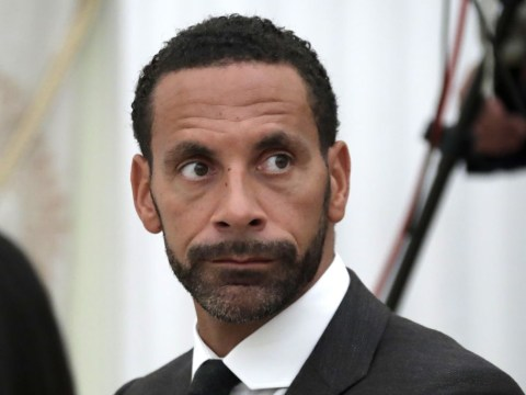 Rio Ferdinand issues rallying cry to Manchester United players ahead of Liverpool clash