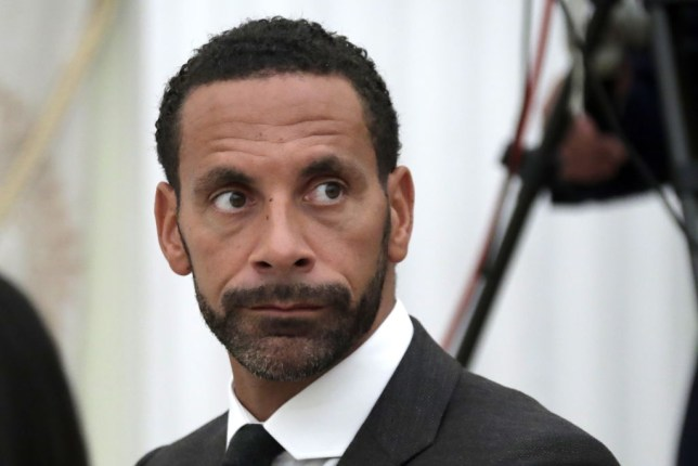 Rio Ferdinand has told Manchester United's players to 'enjoy' their clash with Premier League leaders Liverpool