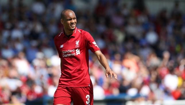 Fabinho joined Liverpool in 2018