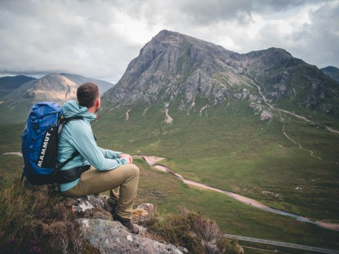 Man sick of daily grind and city living quits job to climb all 1,001 mountains in the UK and Ireland