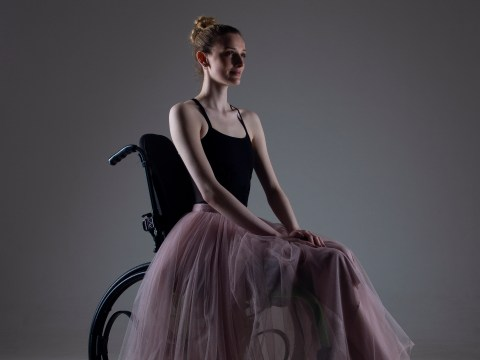 Woman who thought chronic illness had ruined her dreams of doing ballet now teaches dance from her wheelchair