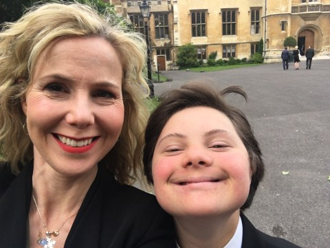 Parents of kids with Down's syndrome are the lucky few