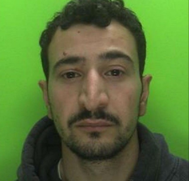 A man has been jailed for nine years for attacking a shopkeeper with a hammer during a robbery in Nottingham. A customer walked in and interrupted Kosav Mohammadi, 26, as he rained down blows of a hammer on the female shopkeeper at Best One in Lenton, Nottingham. The shopper left the room and dialled 999 to get police help before going back into the store where he saw Mohammadi standing over her. The woman was trying to protect herself, was covered in blood and was begging for help, Nottingham Crown Court was told yesterday.