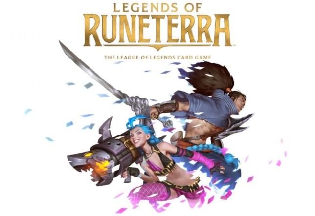 Legends Of Runeterra key art