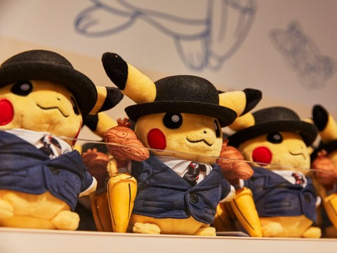 London City Pikachu Plush will be sold out forever by Sunday at London Pokémon Center