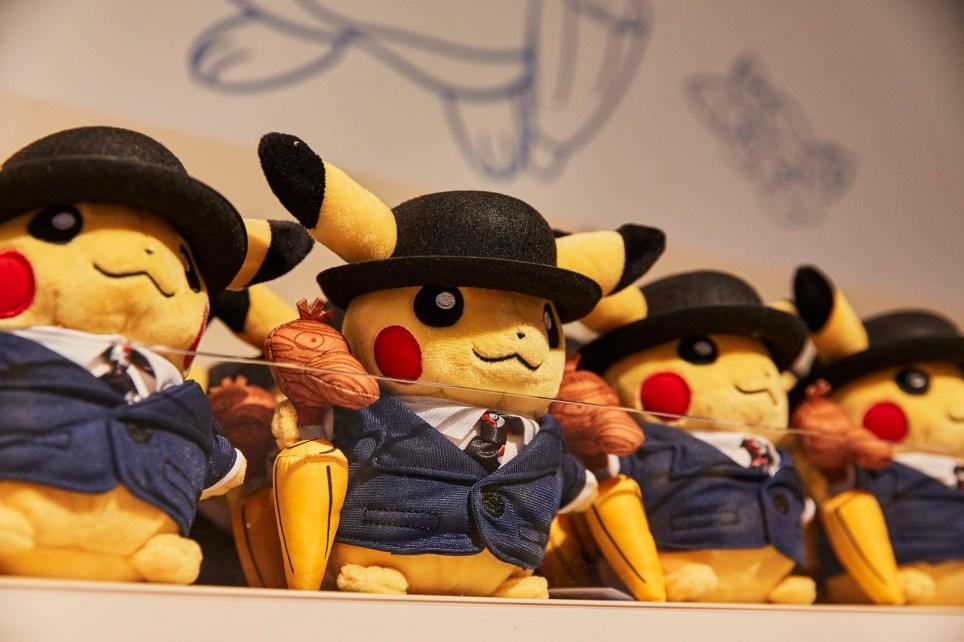 London City Pikachu