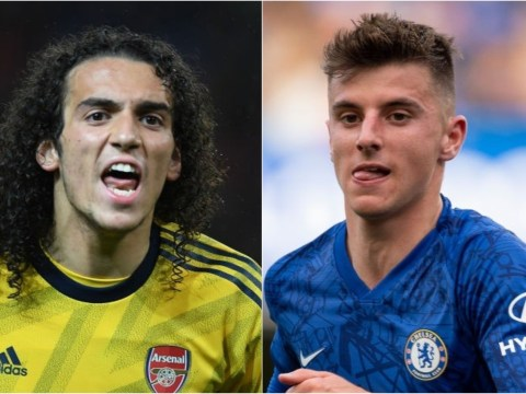 Matteo Guendouzi and Mason Mount make 20-man shortlist for Golden Boy award