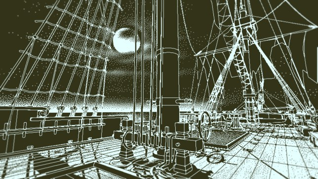 Return Of The Obra Dinn Switch review - world's greatest detective