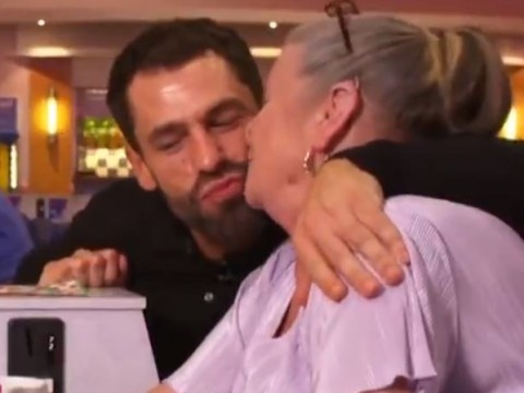 Strictly Come Dancing warns celebs to keep their Nans at bay until Blackpool