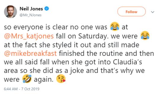 Neil Jones Twitter