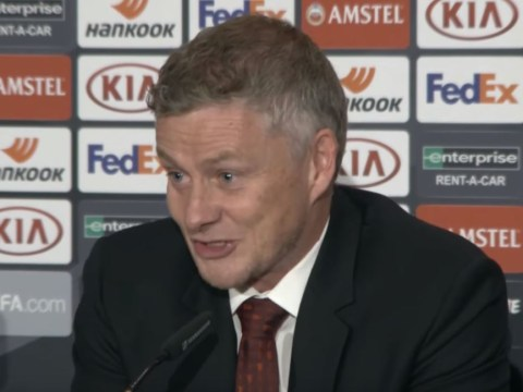 Ole Gunnar Solskjaer defends his Manchester United players after bore draw against AZ Alkmaar in Europa League