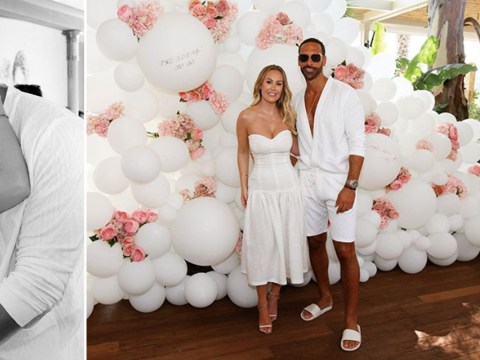 Rio and Kate Ferdinand give us a glimpse into their lavish three-day wedding celebrations