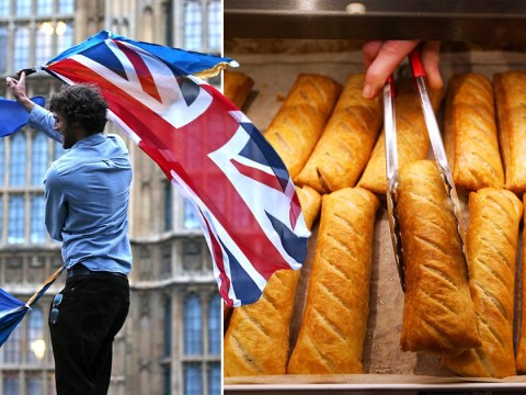 Greggs stockpiling pork to save sausage rolls from no-deal Brexit