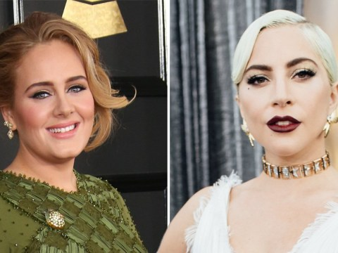Lady Gaga wants to name her new album Adele because Skepta's not the only one smitten with her apparently